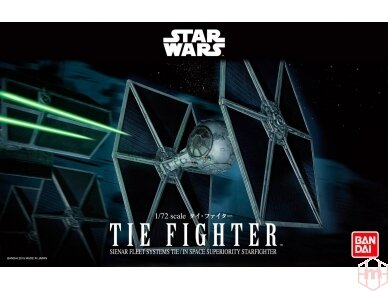 Revell - TIE Fighter, Mastelis: 1/72, 01201