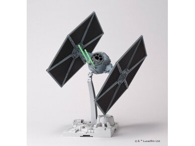 Revell - TIE Fighter, Mastelis: 1/72, 01201 2