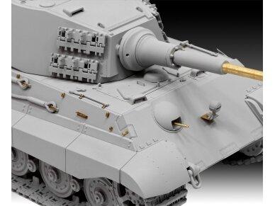 Revell - TIGER II Ausf. B - Full Interior (Platinum Edition), Mastelis: 1/35, 03275 3
