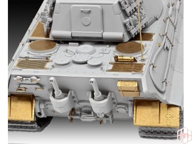 Revell - TIGER II Ausf. B - Full Interior (Platinum Edition), Mastelis: 1/35, 03275 5