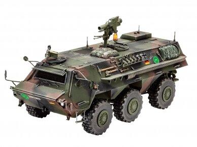 Revell - TPz 1 Fuchs A4, Mastelis: 1/35, 03256 2
