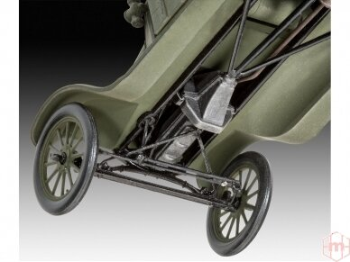 Revell - Model T 1917 Ambulance, Scale: 1/35, 03285 6