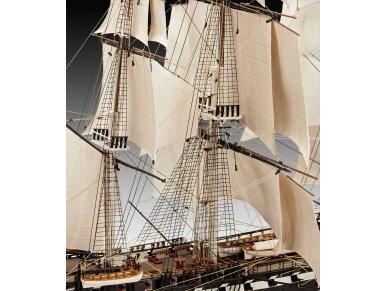 Revell - USS United States, Mastelis: 1/96, 05606 3