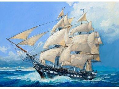 Revell - USS United States, Mastelis: 1/96, 05606 7