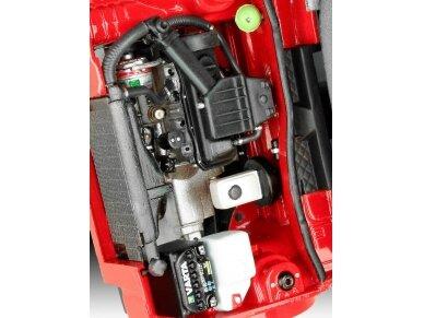 Revell - Volkswagen VW Golf 1 Cabriolet, Mastelis: 1/24, 07071 5