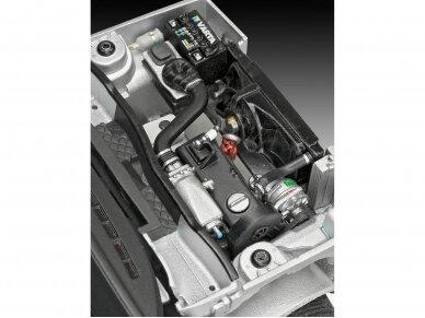 Revell - Volkswagen VW Golf 1 GTI dovanų komplektas, Mastelis: 1/24, 67072 3