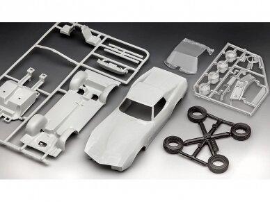Revell - Corvette C3 dovanų komplektas, Mastelis: 1/32, 67684 3