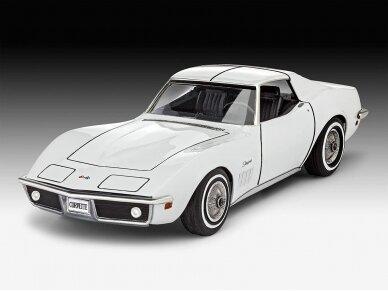 Revell - Corvette C3 dovanų komplektas, 1/32, 67684 2
