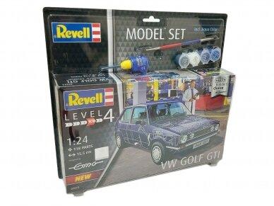 "Revell - VW Golf GTI ""Builders Choice"" Model Set, 1/24, 67673"