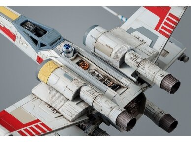 Revell - X-Wing Starfighter, Scale: 1/72, 01200 3