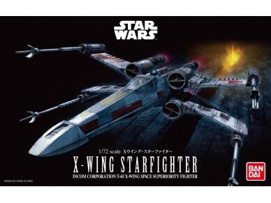 Revell - X-Wing Starfighter, Mastelis: 1/72, 01200