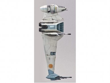 Revell -  B-Wing Starfighter, Scale: 1/72, 01208 3
