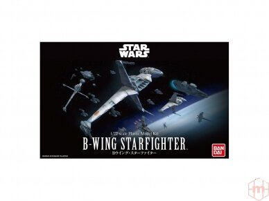 Revell -  B-Wing Starfighter, Scale: 1/72, 01208