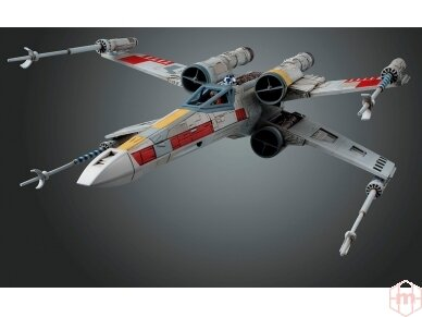 Revell - X-Wing Starfighter, Mastelis: 1/72, 01200 5