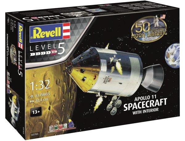 apollo spacecraft interior revell - photo #18