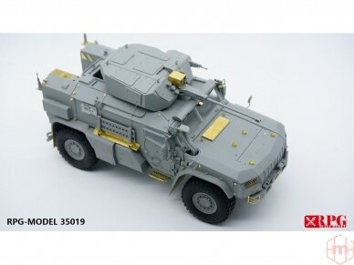RPG Model - KAMAZ K-4386 TYPHOON-VDV FAMILY, 1/35, 35019 2