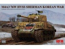 Rye Field Model - M4A3 76W HVSS Sherman Korean War, 1/35, RFM-5049