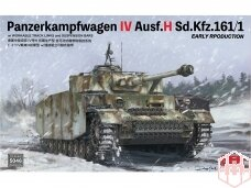 Rye Field Model - Pz.Kpfw.IV Ausf.H Sd.Kfz.161/1 Early Production, Scale: 1/35, RFM-5046