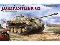 Rye Field Model - Sd.Kfz.173 Jagdpanther G2, Mastelis: 1/35, RFM-5031