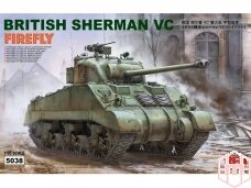Rye Field Model - British Sherman VC Firefly, 1/35, RFM-5038