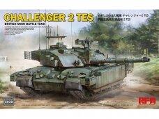 Rye Field Model - Challenger 2 TES, Scale: 1/35, RFM-5039