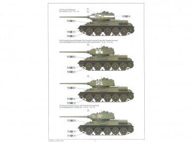 Rye Field Model - T-34/85 Model 1944 No.174 Factory, Scale: 1/35, RFM-5040 5