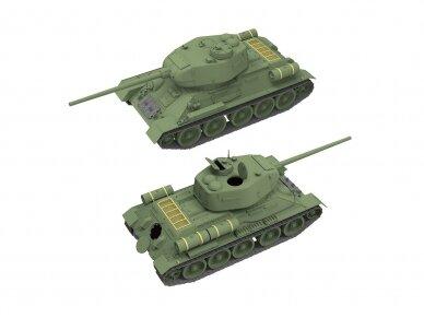 Rye Field Model - T-34/85 Model 1944 No.174 Factory, Scale: 1/35, RFM-5040 4