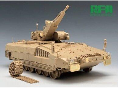 Rye Field Model - German Schutzenpanzer PUMA with workable track links, Scale: 1/35, RFM-5021 3