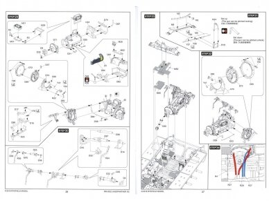 Rye Field Model - Jagdpanther G2 with Full Interior and Workable Track Links, Mastelis: 1/35, RFM-5022 32