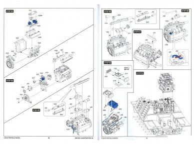 Rye Field Model - Jagdpanther G2 with Full Interior and Workable Track Links, Mastelis: 1/35, RFM-5022 35