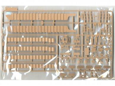 Rye Field Model - M1A2 SEP Abrams TUSK I /TUSK II su pilnu interjeru, Mastelis: 1/35, RFM-5026 7