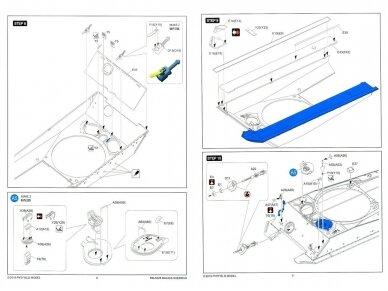 Rye Field Model - M4A3E8 Sherman w/Workable Track Links, Mastelis: 1/35, RFM-5028 16