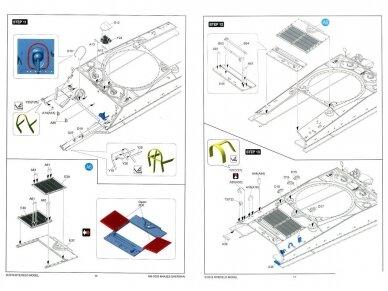 Rye Field Model - M4A3E8 Sherman w/Workable Track Links, Mastelis: 1/35, RFM-5028 17