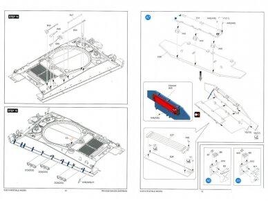 Rye Field Model - M4A3E8 Sherman w/Workable Track Links, Mastelis: 1/35, RFM-5028 18