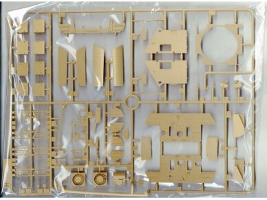 Rye Field Model - Panther Ausf.G with Full Interior & Cut Away Parts, Mastelis: 1/35, RFM-5019 15