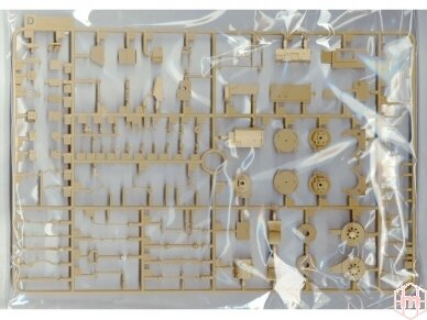 Rye Field Model - Panther Ausf.G with Full Interior & Cut Away Parts, Mastelis: 1/35, RFM-5019 9