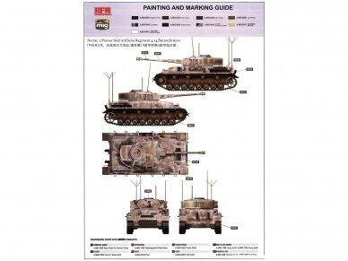 Rye Field Model - Pz.Kpfw.IV Ausf.J Late Production Pz.Beob.Wg.IV Ausf.J, Scale: 1/35, RFM-5033 11