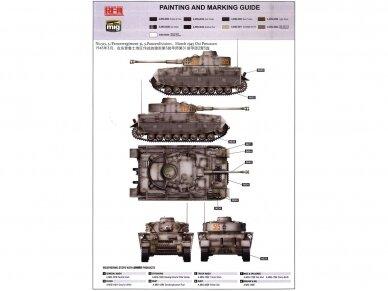 Rye Field Model - Pz.Kpfw.IV Ausf.J Late Production Pz.Beob.Wg.IV Ausf.J, Scale: 1/35, RFM-5033 14