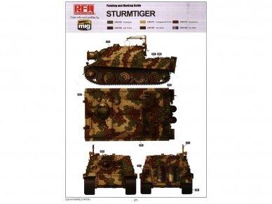 Rye Field Model - Sturmtiger w/Workable Track Links, Scale: 1/35, RFM-5035 8