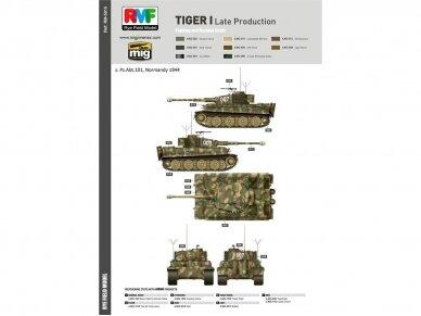 Rye Field Model - Sd.Kfz. 181 Pz.kpfw.VI Ausf. E Tiger I Late Production, Mastelis: 1/35, RFM-5015 13