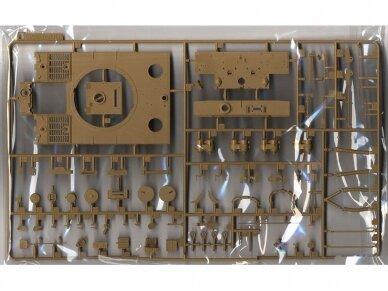 Rye Field Model - Sd.Kfz. 181 Pz.kpfw.VI Ausf. E Tiger I Middle Production su pilnu interjeru, Mastelis: 1/35, RFM-5010 11