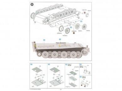 Rye Field Model - Sturmmorser Tiger RM61 L/5,4 / 38 cm With Full Interior, Mastelis: 1/35, RFM-5012 29