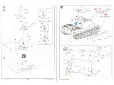 Rye Field Model - Sturmmorser Tiger RM61 L/5,4 / 38 cm With Full Interior, Mastelis: 1/35, RFM-5012 31