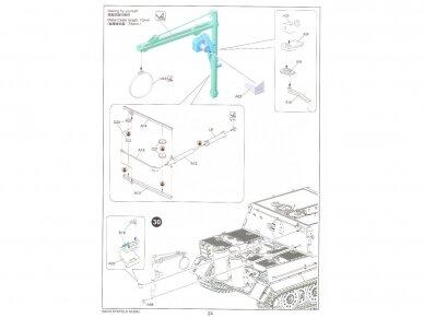 Rye Field Model - Sturmmorser Tiger RM61 L/5,4 / 38 cm With Full Interior, Mastelis: 1/35, RFM-5012 32