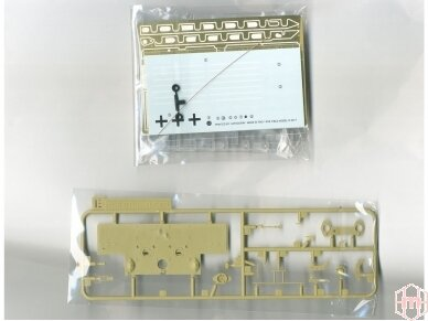 Rye Field Model - Sturmmorser Tiger RM61 L/5,4 / 38 cm With Full Interior, Mastelis: 1/35, RFM-5012 10