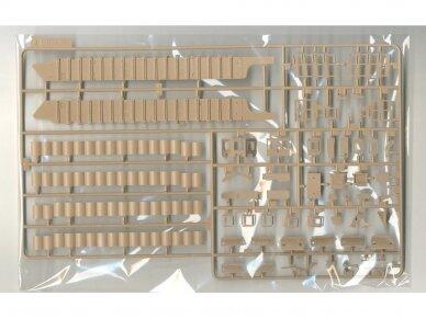 Rye Field Model - U.S. Main Battle Tank M1A2 SEP Abrams TUSK I / TUSK II / M1A1 TUSK, Mastelis: 1/35, RFM-5004 4
