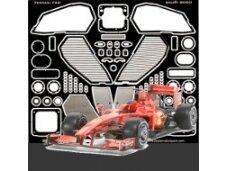 Scale Motorsports - Ferrari F60 Fotoėsdintos detalės, Mastelis: 1/20, 8060