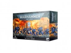 Space Marines Tactical Squad, 48-07