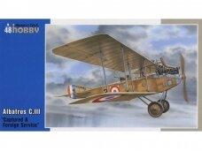 Special Hobby -Albatros C.III - Capture, Mastelis: 1/48, 48113
