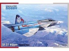 Special Hobby - SF-37 Viggen Recce, Mastelis: 1/72, 72390
